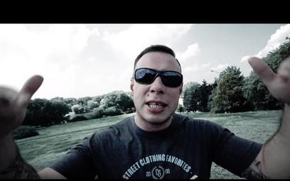 Oliwier Roszczyk znany jest jako raper Bonus RPK
