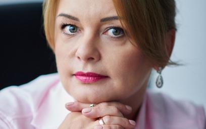 Małgorzata Anisimowicz, prezes zarządu PMR Restrukturyzacje SA