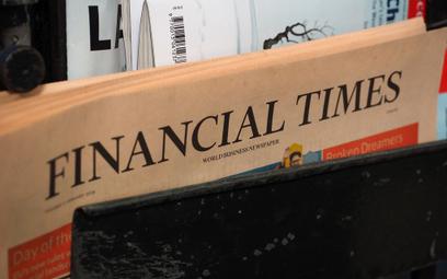 """""""Financial Times"""": Rząd PiS poddaje sądy politycznej kontroli"""