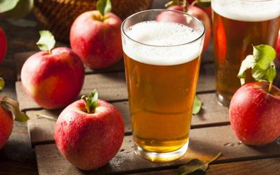 Cydry przegrywają z piwem przez wyższą akcyzę