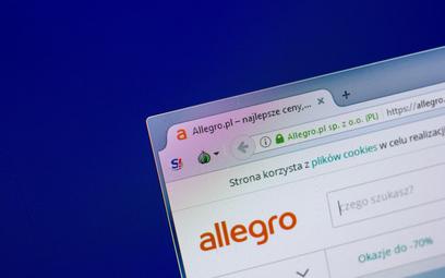 Fundusze sprzedają akcje Allegro warte 4,9 mld zł