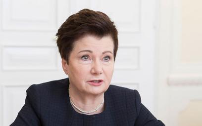 Hanna Gronkiewicz-Waltz: Budka nie do końca spełnił moje oczekiwania