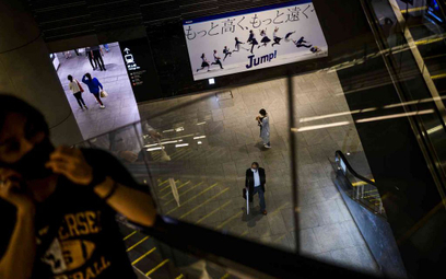 Ponad połowa nowych zakażeń w Tokio dotyczy 20-latków
