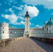 Zamek w Krasiczynie należy do najpiękniejszych obiektów polskiego renesansu.