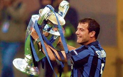 Dejan Stanković z Interem wygrał Ligę Mistrzów. Wkrótce poprowadzi Serbów na mundialu (fot: giuseppe