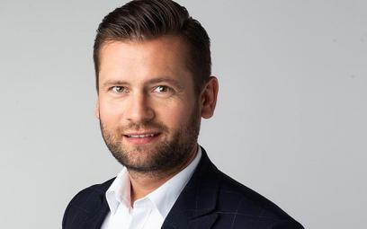 Kamil Bortniczuk w życiu zawodowym mało miał dotychczas wspólnego ze sportem i turystyką