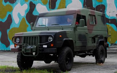 Już po raz trzeci Inspektoratowi Uzbrojenia nie udało się wyłonić następców UAZ-ów i Honkerów. Fot./