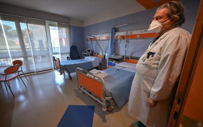 Koronawirus: We Włoszech zmarło 37 lekarzy