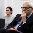 Sędzia Trybunału Sprawiedliwości Unii Europejskiej prof. Marek Safjan.