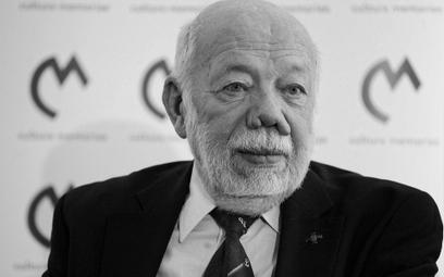 """Nie żyje Zbigniew Galperyn - """"Antek"""", prezes Związku Powstańców Warszawskich"""