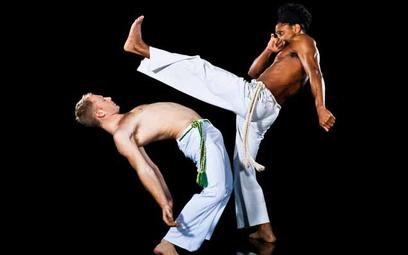 Capoeira: Ani czarna, ani biała