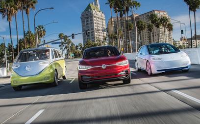 VW chce być eko-firmą