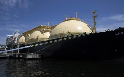 Londyńskie biuro PGNiG nie rozpoczęło handlu LNG
