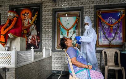 Ponad 5 mln zakażonych koronawirusem w Indiach