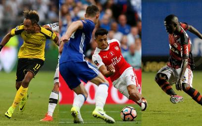 Pierre–Emerick Aubameyang może przejść do PSG; Alexis Sanchez chce zarabiać więcej niż Robert Lewand