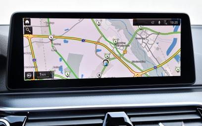 W nawigacji BMW znajdziesz pełną sieć ładowarek