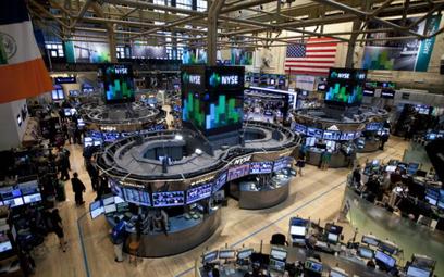 Niespokojny czwartek na Wall Street