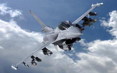 Wizja wielozadaniowego samolotu bojowego Lockheed Martin F-16 Block 70/72. Rys. Lockheed