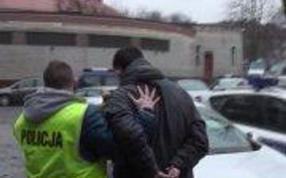Tyszanin zatrzymany za fałszywy alarm bombowy