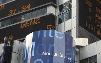 Morgan Stanley: Europa oberwała najmocniej. Wyparowało z niej 40 mld dol.