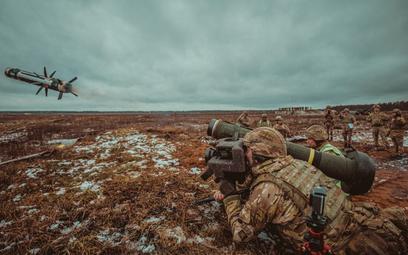 Odpalenie pocisku Javelin na poligonie w Bemowie Piskim w styczniu 2020 r. Fot./US Army/Sgt.Timothy