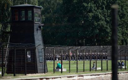 Uroczyste obchody 82. rocznicy pierwszego transportu więźniów do obozu Stutthof