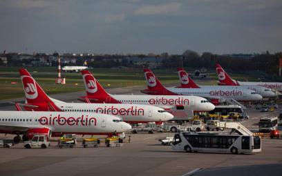 """""""Pomór"""" pilotów w Air Berlin"""