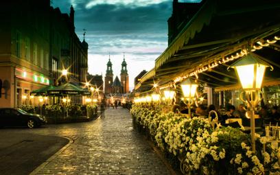 Ogródki restauracyjne w Gnieźnie