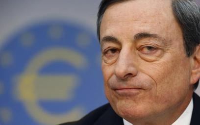 Draghi pochwalił się efektami QE