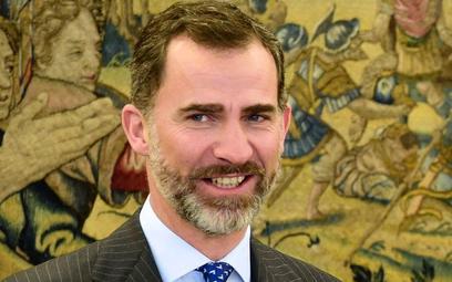 Król Hiszpanii Filip VI