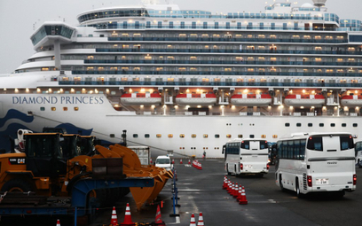 Statki wycieczkowe ucierpią przez koronawirusa