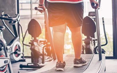 Mniej ruchu w czasie pandemii to jedna z przyczyn epidemii otyłości