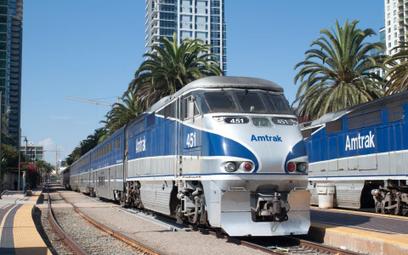 W ciągu 10 lat w Kalifornii ruszy superszybka kolej łącząca Dolinę Centralną z Krzemową