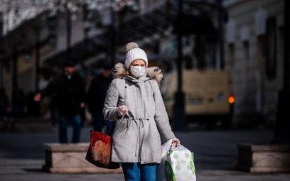 Polski rząd poprosił Alibabę, by nie sprzedawała maseczek do Polski