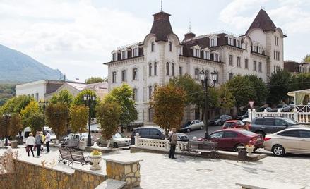 Stary kurort w Kraju Stawropolskim na Kaukazie stanie się pierwszym rosyjskim smart city.