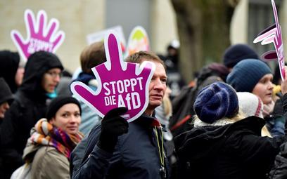Niemcy: AfD ma już dobre czasy za sobą?