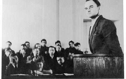 Proces rotmistrza Pileckiego: przeoczony? Warszawa 1948