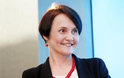 Ewa Przybyło została skazana w listopadzie 2017 r. za niedopełnienie obowiązków