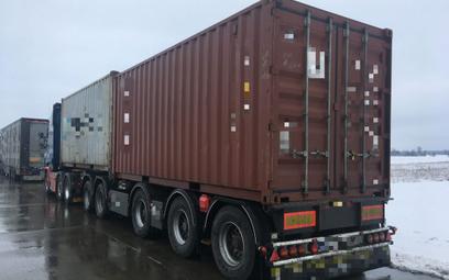 Elektroniczny bat na przeładowane ciężarówki