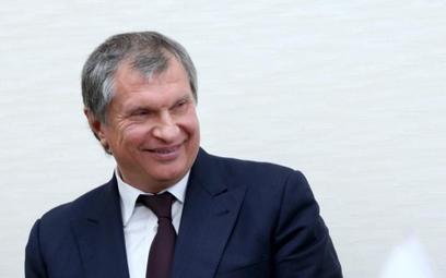 Igor Sieczin ponad prawem