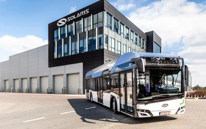 Konin z pierwszym w Polsce wodorowym autobusem
