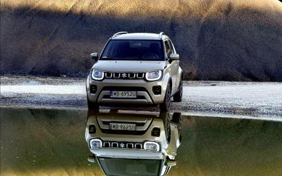 Suzuki Ignis: Nietuzinkowy maluch