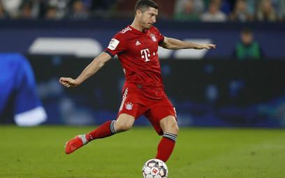 Bundesliga: Robert Lewandowski wyprzedził Ulfa Kirstena na liście strzelców wszech czasów