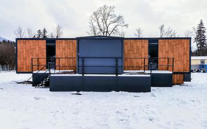 Można już rezerwować pierwsze w Polsce mobilne apartamenty
