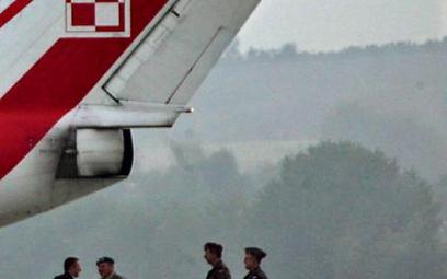 Resort obrony przyznał, że z 36. pułku chce odejść 11 pilotów i prawie 20 osób personelu naziemnego