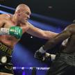 Tyson Fury w walce z Deontayem Wilderem