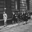 Sanitariuszki w czasie Powstania Warszawskiego