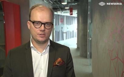 Współzałożyciel Zdrojowa Invest & Hotels Jan Wróblewski