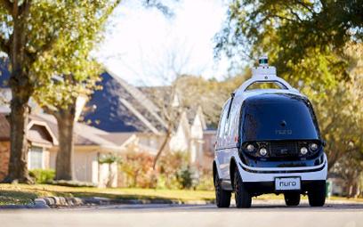 Pojazdy roboty to przyszłość transportu. Choć pandemia zahamowała, część takich projektów wielu dała