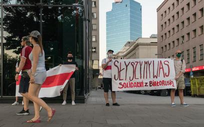 Chrabota: Białorusini w Polsce muszą być bezpieczni